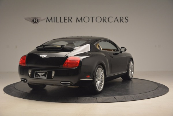 Used 2010 Bentley Continental GT Speed for sale Sold at Pagani of Greenwich in Greenwich CT 06830 7