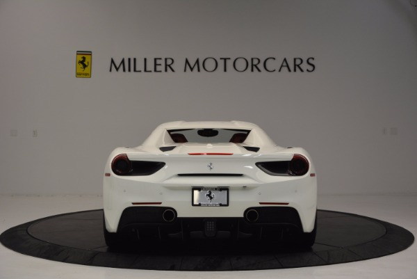 Used 2017 Ferrari 488 Spider for sale Sold at Pagani of Greenwich in Greenwich CT 06830 18