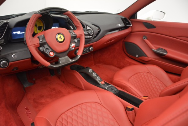 Used 2017 Ferrari 488 Spider for sale Sold at Pagani of Greenwich in Greenwich CT 06830 25