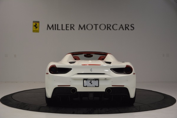 Used 2017 Ferrari 488 Spider for sale Sold at Pagani of Greenwich in Greenwich CT 06830 6