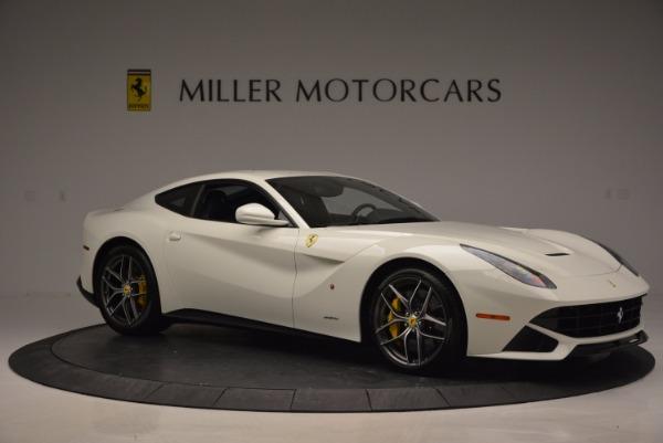 Used 2017 Ferrari F12 Berlinetta for sale Sold at Pagani of Greenwich in Greenwich CT 06830 10