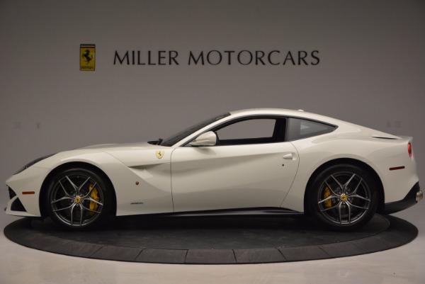 Used 2017 Ferrari F12 Berlinetta for sale Sold at Pagani of Greenwich in Greenwich CT 06830 3
