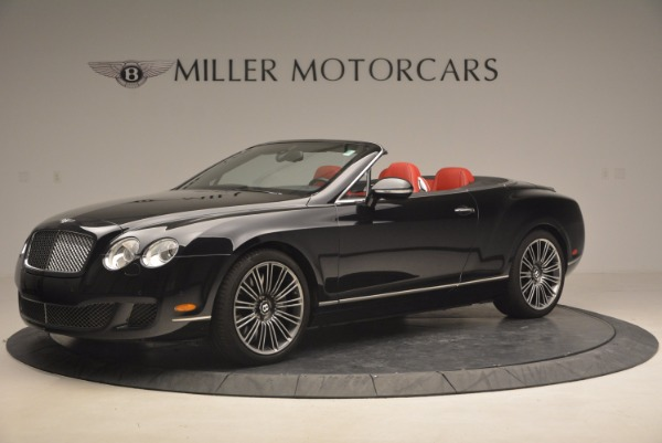 Used 2010 Bentley Continental GT Speed for sale Sold at Pagani of Greenwich in Greenwich CT 06830 2