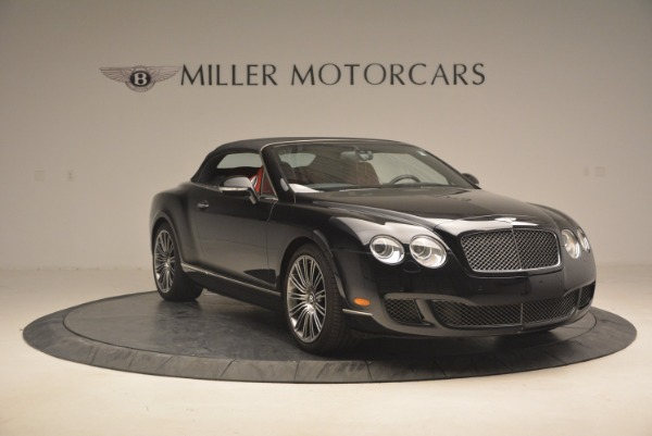 Used 2010 Bentley Continental GT Speed for sale Sold at Pagani of Greenwich in Greenwich CT 06830 24