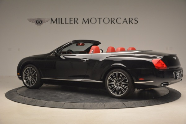 Used 2010 Bentley Continental GT Speed for sale Sold at Pagani of Greenwich in Greenwich CT 06830 4