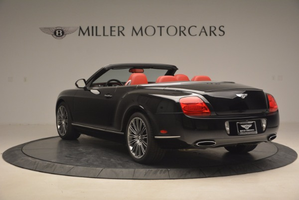 Used 2010 Bentley Continental GT Speed for sale Sold at Pagani of Greenwich in Greenwich CT 06830 5
