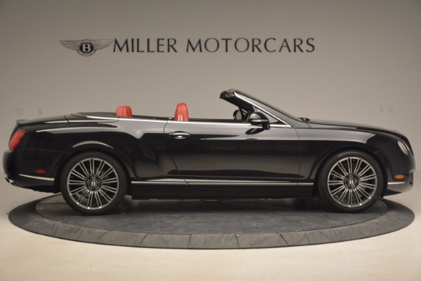 Used 2010 Bentley Continental GT Speed for sale Sold at Pagani of Greenwich in Greenwich CT 06830 9