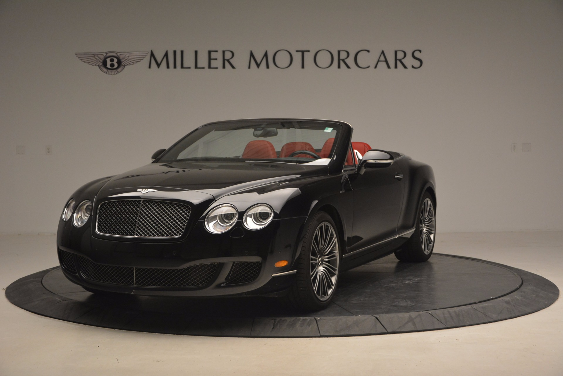Used 2010 Bentley Continental GT Speed for sale Sold at Pagani of Greenwich in Greenwich CT 06830 1
