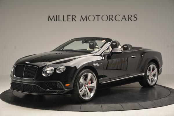 New 2016 Bentley Continental GT V8 S Convertible for sale Sold at Pagani of Greenwich in Greenwich CT 06830 2