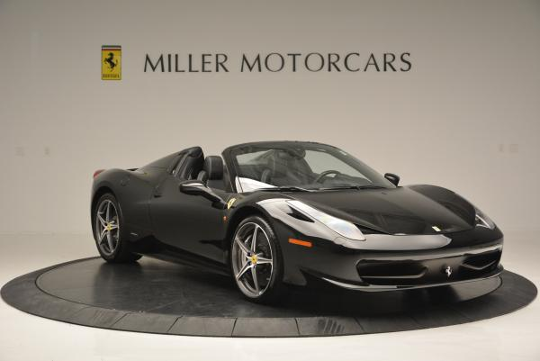 Used 2012 Ferrari 458 Spider for sale Sold at Pagani of Greenwich in Greenwich CT 06830 11