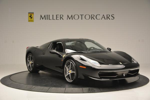 Used 2012 Ferrari 458 Spider for sale Sold at Pagani of Greenwich in Greenwich CT 06830 23