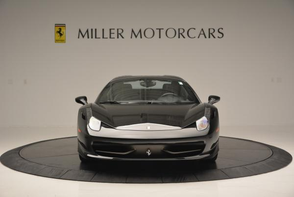 Used 2012 Ferrari 458 Spider for sale Sold at Pagani of Greenwich in Greenwich CT 06830 24