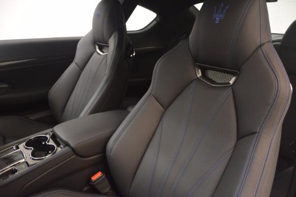 New 2017 Maserati GranTurismo Sport Coupe Special Edition for sale Sold at Pagani of Greenwich in Greenwich CT 06830 18