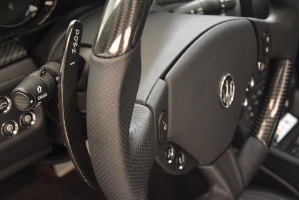 New 2017 Maserati GranTurismo Sport Coupe Special Edition for sale Sold at Pagani of Greenwich in Greenwich CT 06830 19