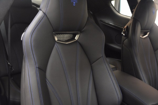 New 2017 Maserati GranTurismo Sport Coupe Special Edition for sale Sold at Pagani of Greenwich in Greenwich CT 06830 25