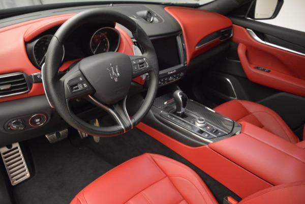 New 2017 Maserati Levante for sale Sold at Pagani of Greenwich in Greenwich CT 06830 13