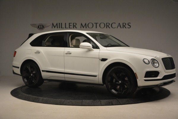 Used 2018 Bentley Bentayga Black Edition for sale Sold at Pagani of Greenwich in Greenwich CT 06830 10
