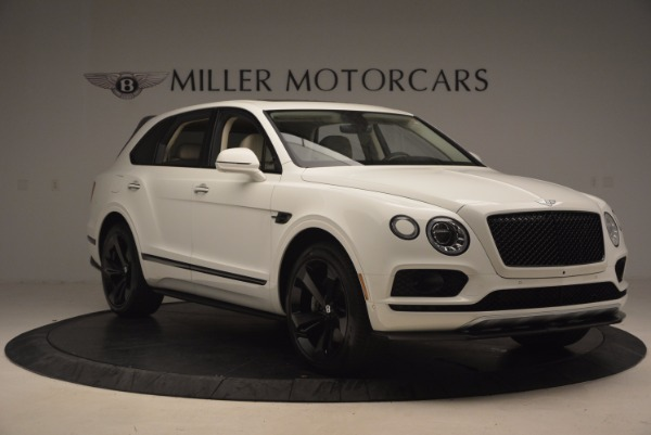 Used 2018 Bentley Bentayga Black Edition for sale Sold at Pagani of Greenwich in Greenwich CT 06830 11