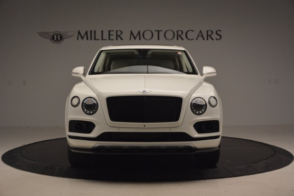 Used 2018 Bentley Bentayga Black Edition for sale Sold at Pagani of Greenwich in Greenwich CT 06830 12