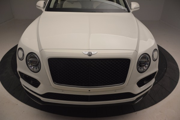 Used 2018 Bentley Bentayga Black Edition for sale Sold at Pagani of Greenwich in Greenwich CT 06830 13