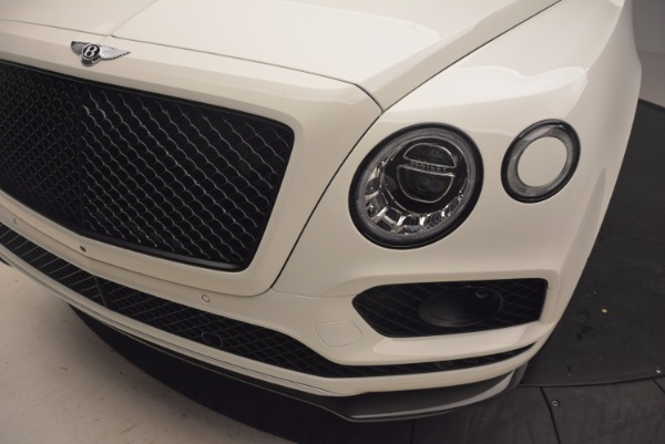 Used 2018 Bentley Bentayga Black Edition for sale Sold at Pagani of Greenwich in Greenwich CT 06830 14