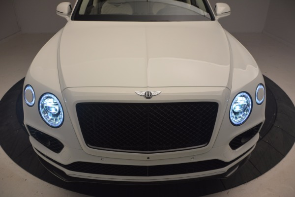 Used 2018 Bentley Bentayga Black Edition for sale Sold at Pagani of Greenwich in Greenwich CT 06830 16