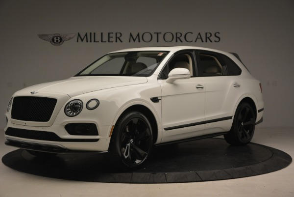 Used 2018 Bentley Bentayga Black Edition for sale Sold at Pagani of Greenwich in Greenwich CT 06830 2