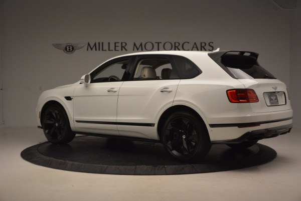 Used 2018 Bentley Bentayga Black Edition for sale Sold at Pagani of Greenwich in Greenwich CT 06830 4
