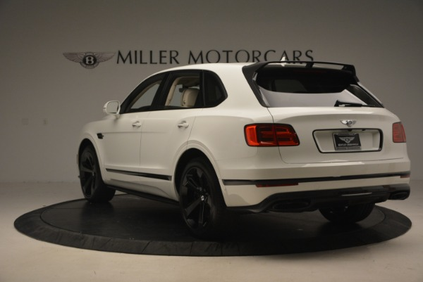 Used 2018 Bentley Bentayga Black Edition for sale Sold at Pagani of Greenwich in Greenwich CT 06830 5