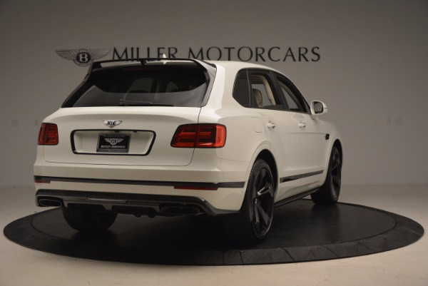 Used 2018 Bentley Bentayga Black Edition for sale Sold at Pagani of Greenwich in Greenwich CT 06830 7