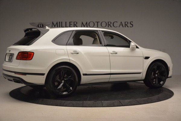 Used 2018 Bentley Bentayga Black Edition for sale Sold at Pagani of Greenwich in Greenwich CT 06830 8
