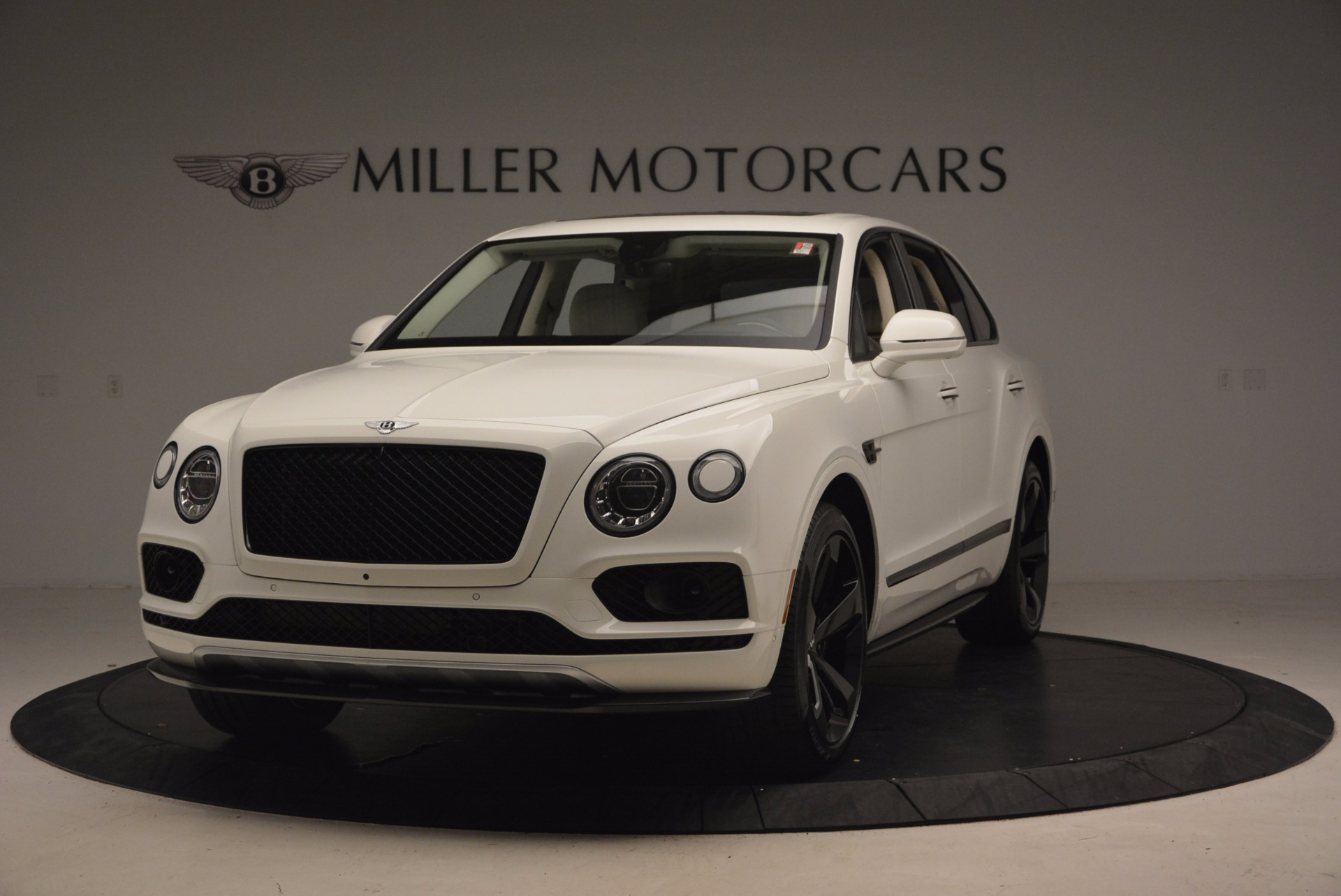 Used 2018 Bentley Bentayga Black Edition for sale Sold at Pagani of Greenwich in Greenwich CT 06830 1