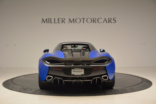 Used 2018 McLaren 570S Spider for sale Call for price at Pagani of Greenwich in Greenwich CT 06830 18