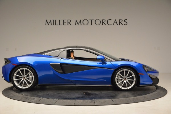 Used 2018 McLaren 570S Spider for sale Call for price at Pagani of Greenwich in Greenwich CT 06830 20