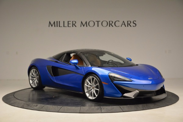 Used 2018 McLaren 570S Spider for sale Call for price at Pagani of Greenwich in Greenwich CT 06830 21