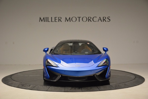 Used 2018 McLaren 570S Spider for sale Call for price at Pagani of Greenwich in Greenwich CT 06830 22
