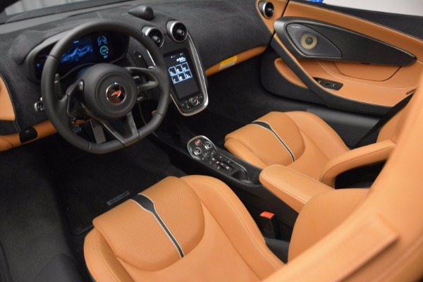 Used 2018 McLaren 570S Spider for sale Call for price at Pagani of Greenwich in Greenwich CT 06830 26