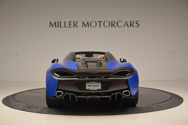 Used 2018 McLaren 570S Spider for sale Call for price at Pagani of Greenwich in Greenwich CT 06830 6