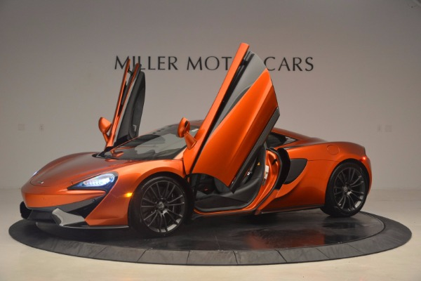 Used 2017 McLaren 570S for sale Sold at Pagani of Greenwich in Greenwich CT 06830 16