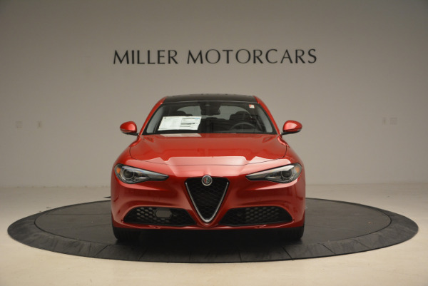 New 2017 Alfa Romeo Giulia Ti Q4 for sale Sold at Pagani of Greenwich in Greenwich CT 06830 12