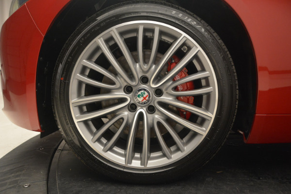 New 2017 Alfa Romeo Giulia Ti Q4 for sale Sold at Pagani of Greenwich in Greenwich CT 06830 25