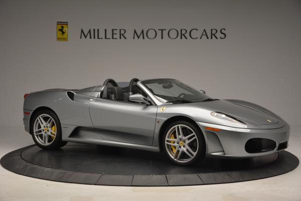 Used 2009 Ferrari F430 Spider F1 for sale Sold at Pagani of Greenwich in Greenwich CT 06830 10