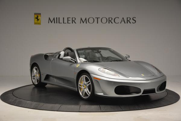 Used 2009 Ferrari F430 Spider F1 for sale Sold at Pagani of Greenwich in Greenwich CT 06830 11