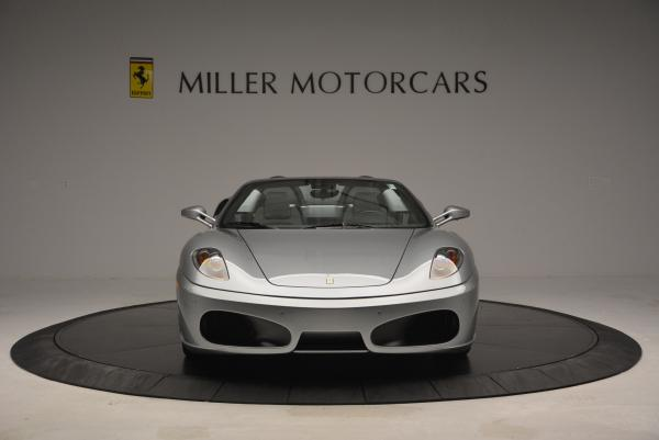 Used 2009 Ferrari F430 Spider F1 for sale Sold at Pagani of Greenwich in Greenwich CT 06830 12