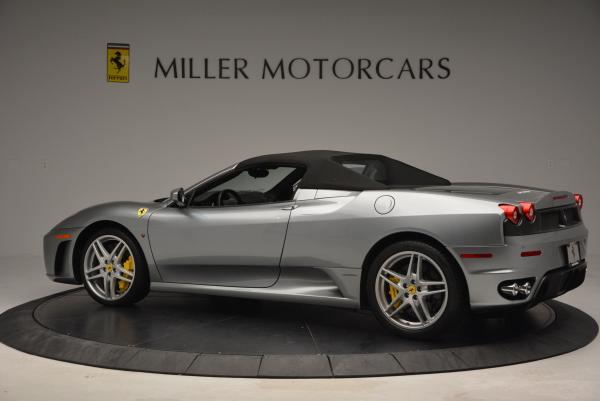 Used 2009 Ferrari F430 Spider F1 for sale Sold at Pagani of Greenwich in Greenwich CT 06830 16