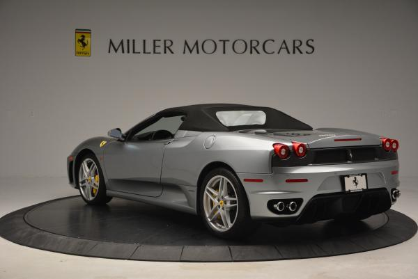 Used 2009 Ferrari F430 Spider F1 for sale Sold at Pagani of Greenwich in Greenwich CT 06830 17
