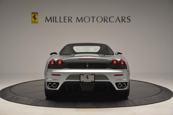 Used 2009 Ferrari F430 Spider F1 for sale Sold at Pagani of Greenwich in Greenwich CT 06830 18