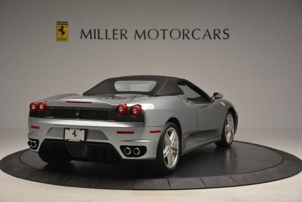 Used 2009 Ferrari F430 Spider F1 for sale Sold at Pagani of Greenwich in Greenwich CT 06830 19