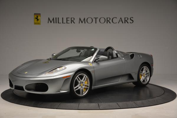 Used 2009 Ferrari F430 Spider F1 for sale Sold at Pagani of Greenwich in Greenwich CT 06830 2