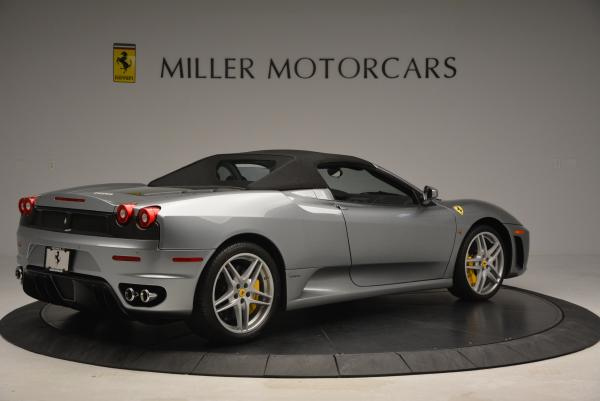 Used 2009 Ferrari F430 Spider F1 for sale Sold at Pagani of Greenwich in Greenwich CT 06830 20
